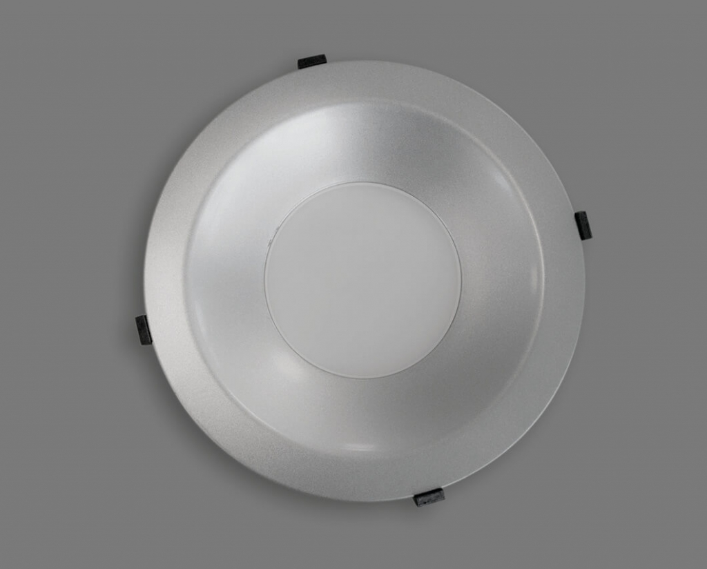 LED-Downlight 4 aus frontal