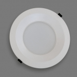 LED-Downlight aus frontal