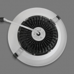 LED-Downlight rueckseite